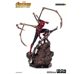 Marvel Avengers Infinity War Iron Spider-Man 1/4 Statue 64 CM