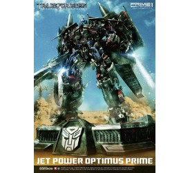 Transformers Revenge of the Fallen Jetpower Optimus Prime Statue 94 cm