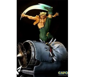 Street Fighter War Heroes Diorama 1/6 Charlie Nash 51 cm
