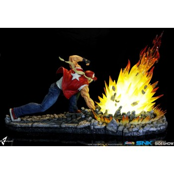 King of Fighters Terry Bogard The Lone Wolf Diorama