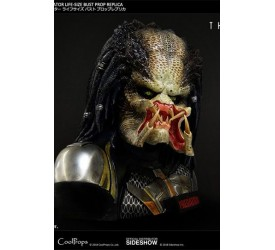 The Predator Bust 1/1 Fugitive Predator 63 cm