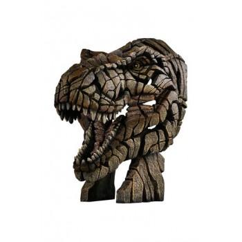 T-Rex Bust Edge Sculpture 50 cm