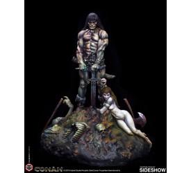 Conan the Barbarian 1:4 Scale Statue