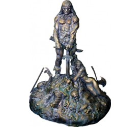 Conan the Barbarian - Sacred Bronze 1:4 Scale Statue