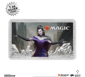 Magic the Gathering: Liliana - The Last Hope 1oz Silver Coin