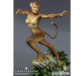 DC Comics Super Powers Cheetah Maquette 25 CM