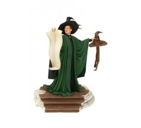 Harry Potter Statue Professor McGonagall with Sorting Hat 25 cm