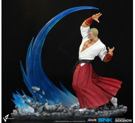 The King of Fighters Geese Howard 1/4 Scale Diorama 68 cm