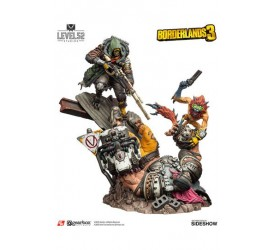 Borderlands 3 Statue 1/6 FL4K A Good Hunt 58 cm