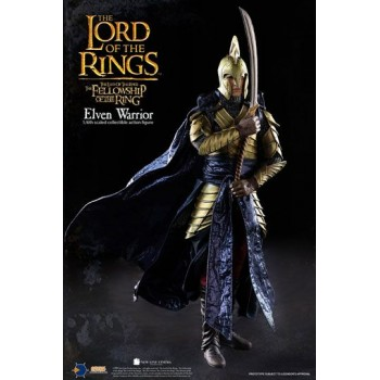 Lord of the Rings Action Figure 1/6 Elven Warrior 30 cm