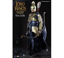 Lord of the Rings Action Figure 1/6 Elven Archer 30 cm