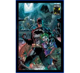 DC Comics: Batman 80 Years LED Poster Sign