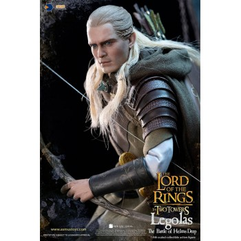 Lord of the Rings The Two Towers Legolas at Helm's Deep 1/6 Scale Figure