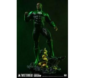 DC Comics Maquette 1/6 John Stewart Green Lantern 52 cm