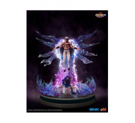 The King of Fighters 97 Statue Orochi and Chris 62 cm