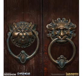 Labyrinth Door Knocker Set