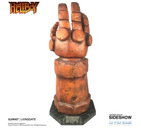 Hellboy The Right Hand of Doom Prop Replica