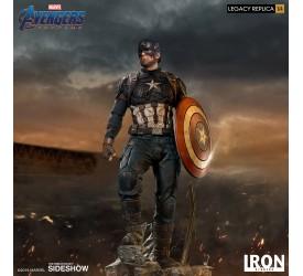 Marvel: Avengers Endgame Captain America 1:4 Scale Statue 59 CM