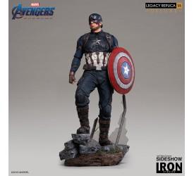 Marvel: Avengers Endgame Deluxe Captain America 1:4 Scale Statue 59 CM