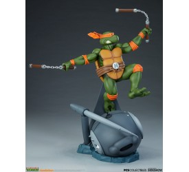 Teenage Mutant Ninja Turtles Michelangelo 1:4 Scale Statue 64 CM