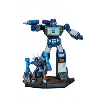 Transformers Classic Scale Statue Soundwave 24 cm