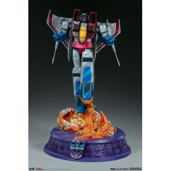 The Transformers Starscream G1 Museum Scale Statue