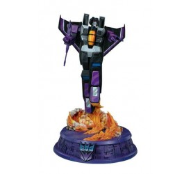 Transformers Museum Scale Statue Skywarp - G1 67 cm