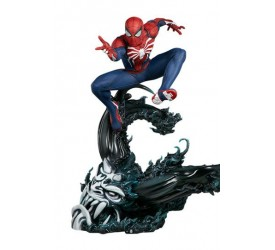 Marvel's Spider-Man Statue 1/3 Spider-Man Advanced Suit 61 cm