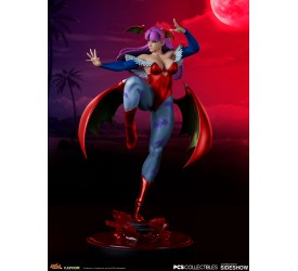 Street Fighter V Season Pass Chun-Li Morrigan Player 2 1/4 Scale Statue