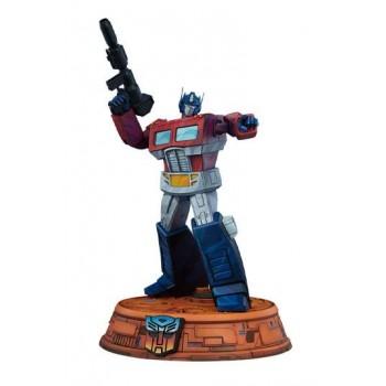 Transformers Museum Scale Statue Optimus Prime G1 71 cm