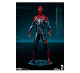 Marvel's Spider-Man Statue 1/10 Spider-Man Velocity Suit 19 cm