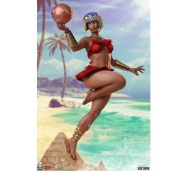 Street Fighter Statue 1/4 Menat: Player 2 Season Pass 46 cm