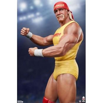 WWE Statue 1/4 Hulkamania Hulk Hogan 62 cm