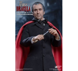 Scars of Dracula My Favourite Legend Action Figure 1/6 Count Dracula (Christopher Lee) 30 cm