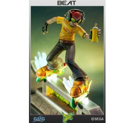 Sega All Stars Jet Set Radio's Beat Statue