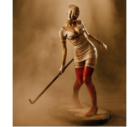 Silent Hill 2 Bubble Head Nurse Exclusive 1/6 scale Statue 25 cm