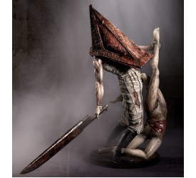 Silent Hill 2 Red Pyramid Thing Exclusive 1/6 scale Statue 33 cm