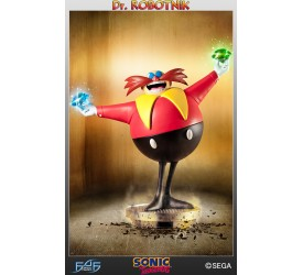 Sonic the Hedgehog Dr Robotnik Statue 56 cm