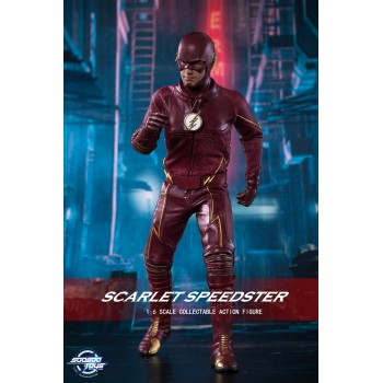 Soosootoys 1/6 scale collectible Scarlet speedste 30 cm