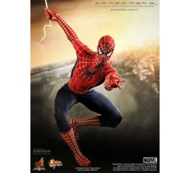 Spider Man 3 Movie Masterpiece Action Figure 1/6 Spider Man 30 cm