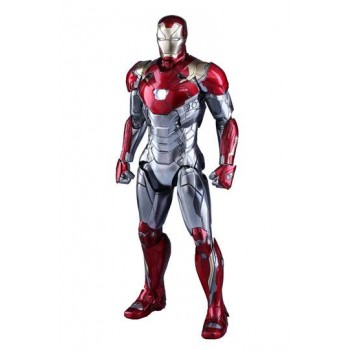 Spider-Man Homecoming Movie Masterpiece Diecast Action Figure 1/6 Iron Man Mark XLVII 32 cm