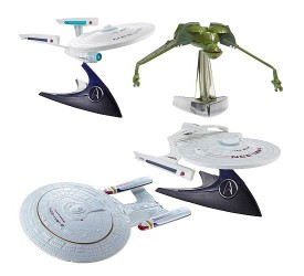 Star Trek Diecast Vehicles Case 18 cm (4)