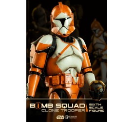 Star Wars Action Figure 1/6 Bomb Squad Clone Trooper Ordnance Specialist 30 cm