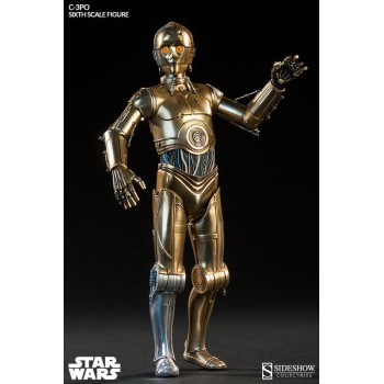 Star Wars Action Figure 1/6 C-3PO 30 cm