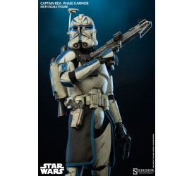 Star Wars Action Figure 1/6 Captain Rex Phase II Armor 30 cm