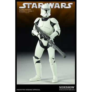 Star Wars Action Figure 1/6 Clone Trooper (Militaries of Star Wars) 30 cm