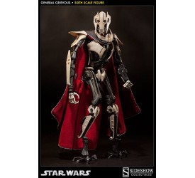 Star Wars Action Figure 1/6 General Grievous 41 cm