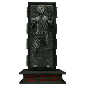 Star Wars Action Figure 1/6 Han Solo in Carbonite 38 cm