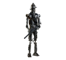 Star Wars Action Figure 1/6 IG-88 Sideshow Exclusive 35 cm