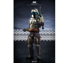 Star Wars Action Figure 1/6 Jango Fett 30 cm